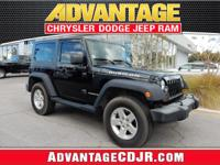 This Black 2007 Jeep Wrangler Rubicon is priced at a