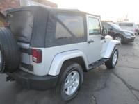 Options:  2007 Jeep Wrangler Sahara|Recent Arrival!