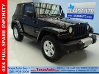 SAHARA-4X4-SOFT TOP-POWER WINDOWS-POWER LOCKS-FULL