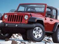 Jeep Wrangler  Options:  Traction Control|Stability