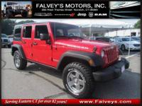 2007 Jeep Wrangler Sport Utility Unlimited Rubicon Our