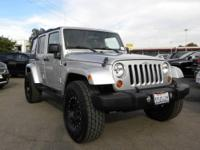 Rancho Chrysler Jeep Dodge presents this 2007 JEEP