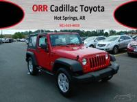 2007 Jeep Wrangler SUV X Our Location is: ORR Cadillac