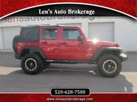 Options:  2007 Jeep Wrangler Another Wrangler From The