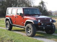 2007 Jeep Wrangler Rubicon Unlimited52,000 Miles, Dual