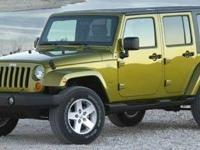 UNLIMITED SAHARA 4WD  Options:  Traction
