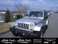 Options Included: N/AONE OWNER 2007 JEEP WRANGLER