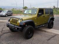Feast your eyes on this 2007 Jeep Wrangler Unlimited