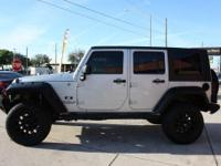 2008  JEEP  WRANGLER  UNLIMITED X  WITH  3.8 LITER V6