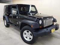 Options:  2007 Jeep Wrangler Unlimited X|We Offer