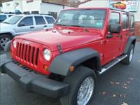Options Included: 4 Door, 4 Wheel Drive, Fog Lamps,