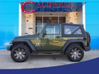 Exterior Color: jeep green metallic clearcoat, Body: