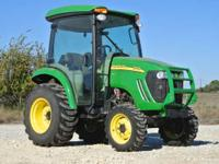 Enough said. This tractor is perfect for house owners