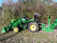 John Deere 3720 one owner tractor with only 285 hrs