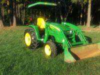 Tractor is Equipped as Follows..   I WILL DELIVER! 2007