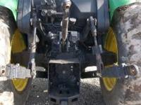 This is a 2007 JD 5425 MFWD New drive and PTO clutches