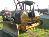 Bulldozers Crawler Dozers 4206 PSN . 2007 John Deere