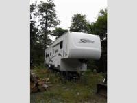 Length: 37 feet Year: 2007 Make: Cedar Creek Model: