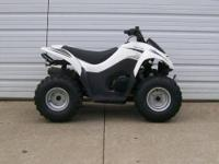 2007 Kawasaki KFX 90 is clean with very low hours and