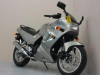 Description Make: Kawasaki Mileage: 4,497 miles Year:
