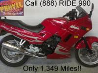 2007 used Kawasaki Ninja 250R sport bike for sale-U1433