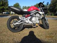 2007 KAWASAKI NINJA 650R. Powered by a 650cc parallel