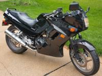2007 Kawasaki Ninja EX250-F Racer - $1499* Good