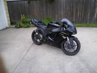 2007 Kawasaki Ninja ZX-6R Two brothers under tail
