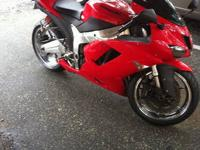 Im selling my bike it has 12,185 miles and has Pirelli