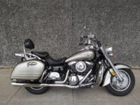 Kawasaki Vulcan Nomad. Beautiful bike. No problems or