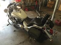2007 Kawasaki Vulcan 2000 LT1 Owner Motorcycle bought