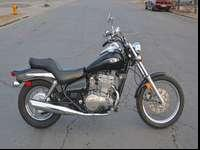 2007 Kawasaki Vulcan 500 with only 7,800 miles. Clean