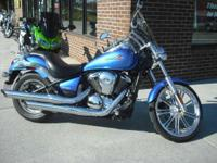 Make: Kawasaki Mileage: 8,900 Mi Year: 2007 Condition: