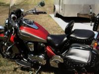 2007 KAWASAKI VULCAN EXCELLENT USED CONDITION WE ARE