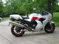 This rare classic zx14 Limited (is pristine). Since you