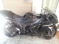 Hello biker up for sales is my 2007 Kawasaki zx6r clean