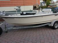 2007 Key West 1720 Sportsman, This is a really clean,