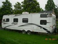 2007 Keystone Cougar 29BHS Travel Trailer This 2007