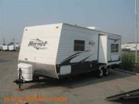 2007 Keystone Hornet 25FL Travel Trailer This 25 foot