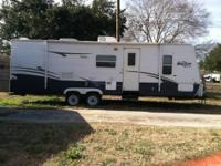 Wonderful 2007 Keystone Hornet. New refrigerator, new