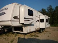 2007 Montana Mountaineer Fifth Wheel- Design # 307RKD.