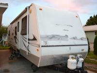 2007 Keystone Mountaineer 32 ft bumper pull trailer