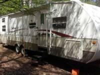 2007 Keystone OUTBACK 31RQS, Comes fully outfitted