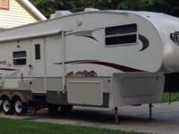 2007 Keystone Outback, Length: 31 ft., Exterior: White,