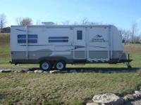 NEW LOW PRICE!! JUST LOWERED!!! 2007 Toy hauler camper,