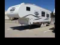 2007 Keystone Copper Canyon M252RLS 5th Wheel. This 5th