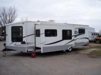 2007 Keystone 29 ft. We have had this camper plugged up