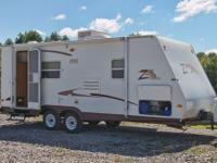 2007 Keystone Z241 Travel Trailer in excellent