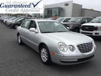 LOW MILES - 67,644! Amanti trim. Dual Zone A/C, CD