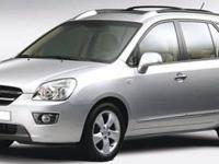 2007 Kia Rondo EX V6 Velvet Blue Priced below KBB Fair